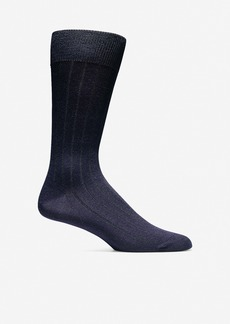 Cole Haan Ribbed Crew Socks