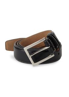 Cole Haan Slim Leather Belt