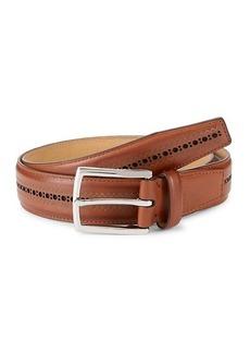 Cole Haan Standard Strap Leather Belt