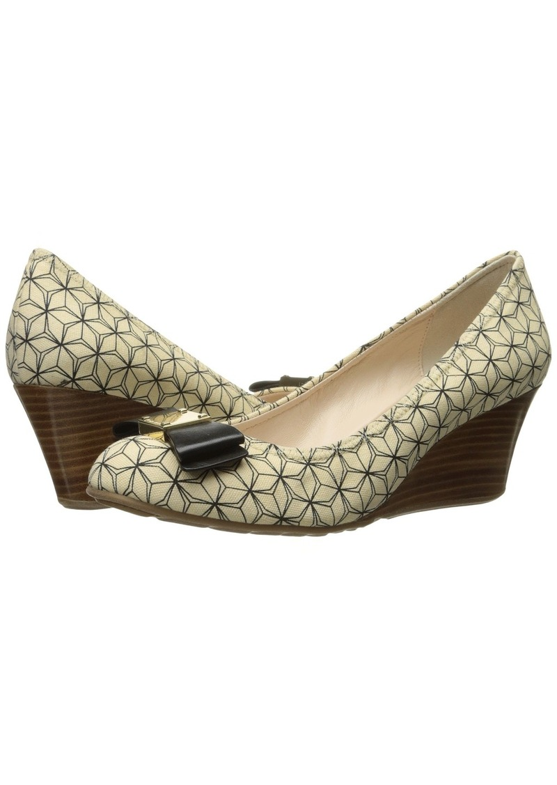 Cole Haan Tali Grand Bow Wedge 65