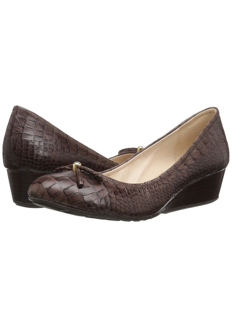 2f224e6265c4 Cole Haan Tali Grand Lace Wedge 40 Now  97.50
