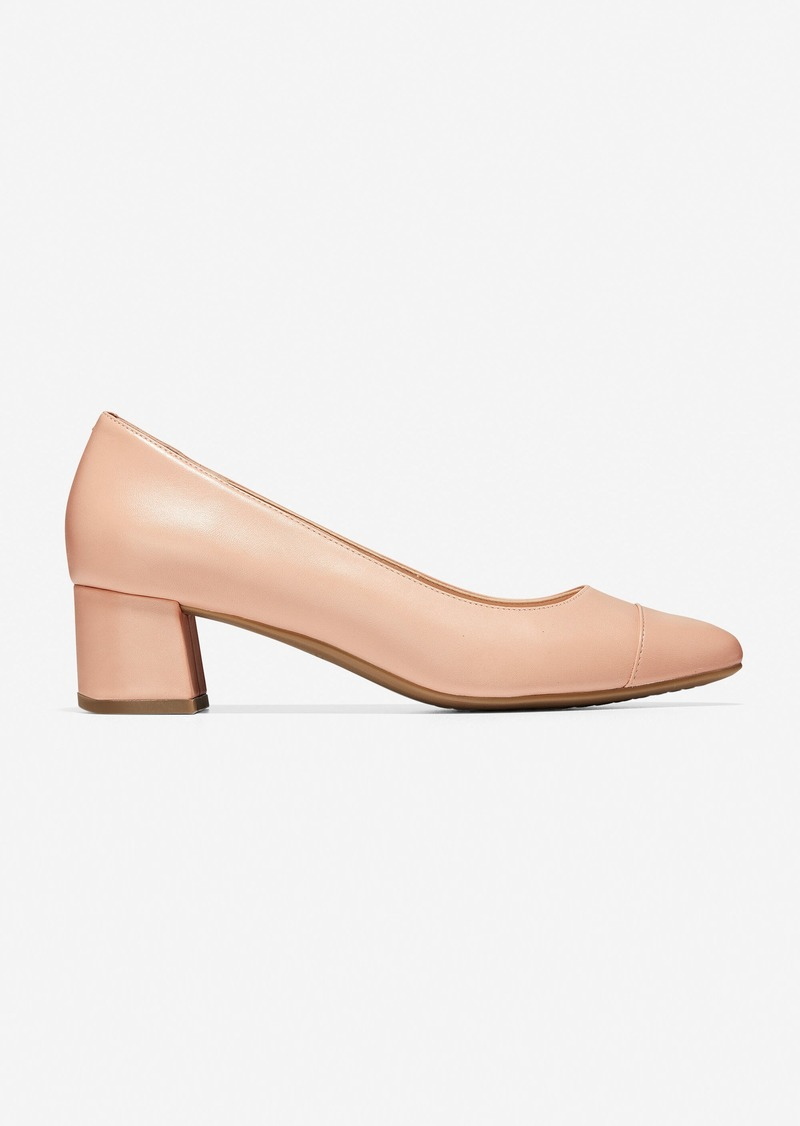Cole Haan The Go-To Block Heel Pump