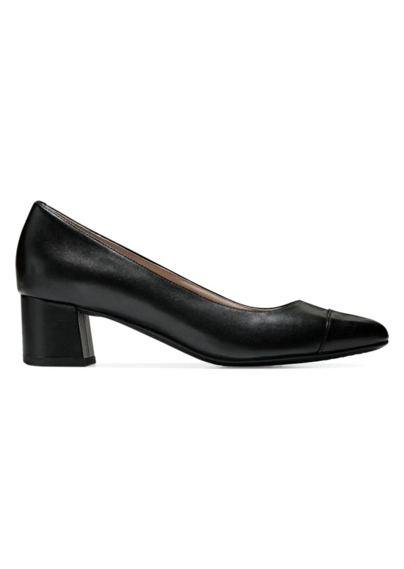 Cole Haan The Go To Leather Pumps