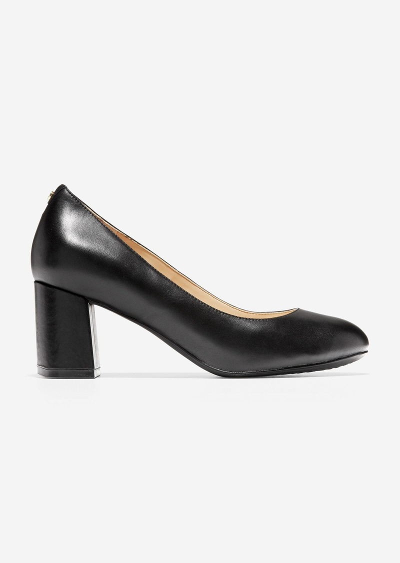 Cole Haan The Go-To Linden Block Heel Pump