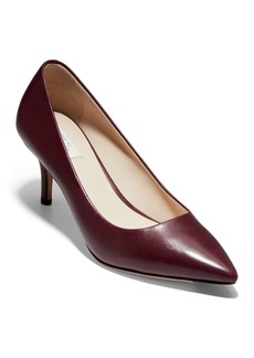 Cole Haan Vesta Leather Pointed Toe Pump