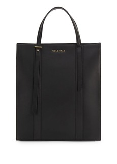 Cole Haan Vestry Maga Leather Tote Bag