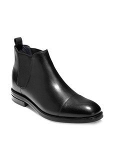 Cole Haan Wagner Grand Leather Chelsea Boots