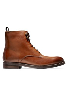 Cole Haan Wagner Waterproof Leather Boots