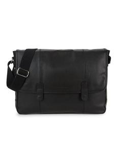 Cole Haan Wayland Leather Messenger Bag