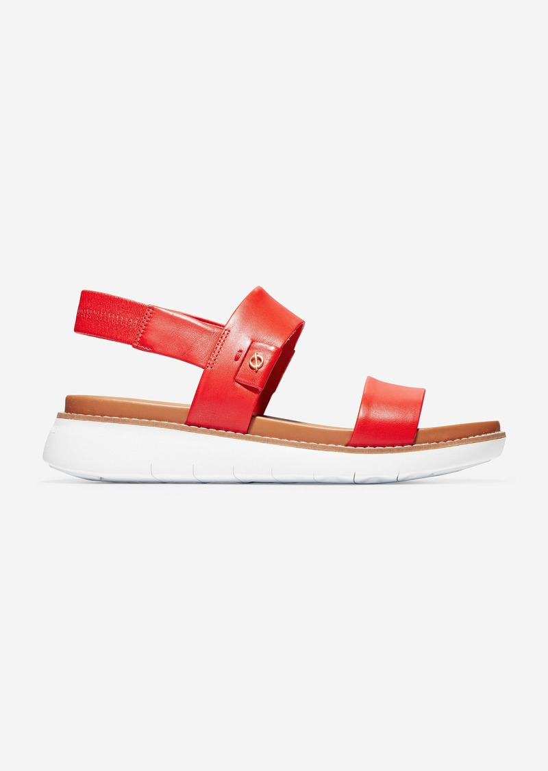 Cole Haan ZERØGRAND Global Double Band Sandal