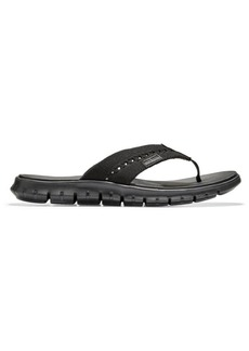 Cole Haan ZeroGrand Knit Thong Sandals