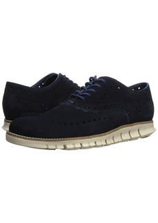 Cole Haan Zerogrand Wing Ox Suede