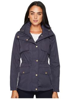 Cole Haan Zip Front Jacket w/ Placket & Snaps