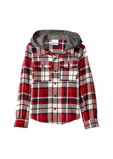 Columbia Boulder Ridge Flannel Hoodie (Little Kids/Big Kids)