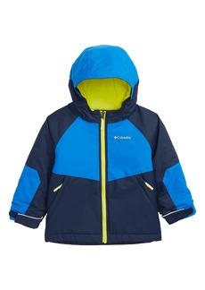 Columbia Alpine Action Omni Heat Waterproof Hooded Jacket (Toddler Boys)