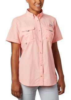 Columbia Women's Pfg Bahamas short sleeve shirt