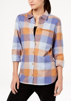 Columbia Anytime Casual Zip-Pocket Top