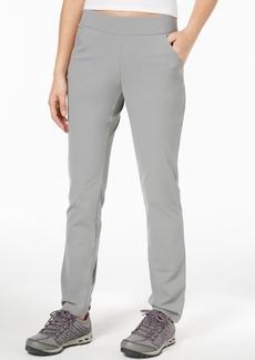 Columbia Anytime Pull-On Straight Leg Pants
