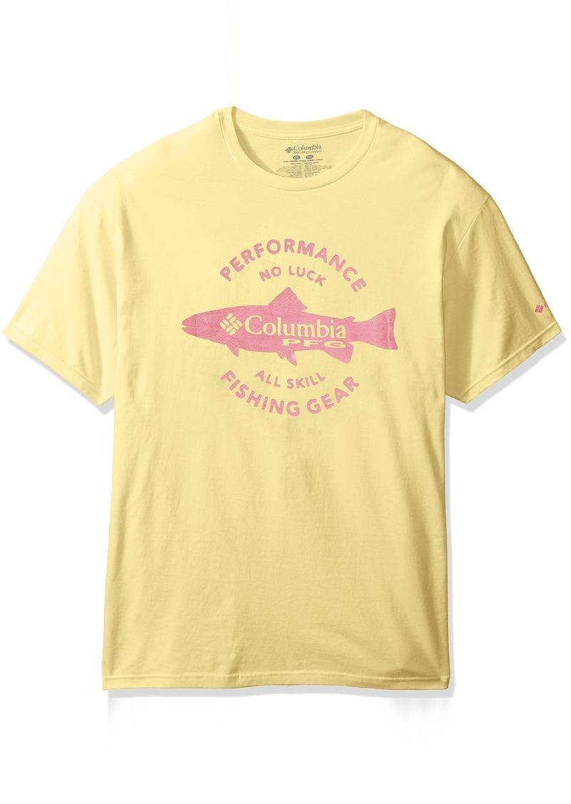 Columbia Columbia Apparel Men's Jax Pfg T-Shirt | T Shirts - Shop ...
