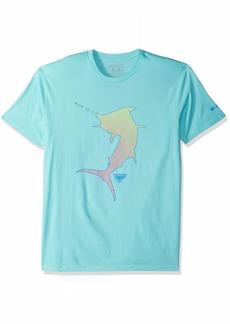 Columbia Apparel Men's PFG Graphic T-Shirt  X Large