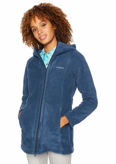 Columbia Apparel Women's Benton Springs II Long Hoodie Navy