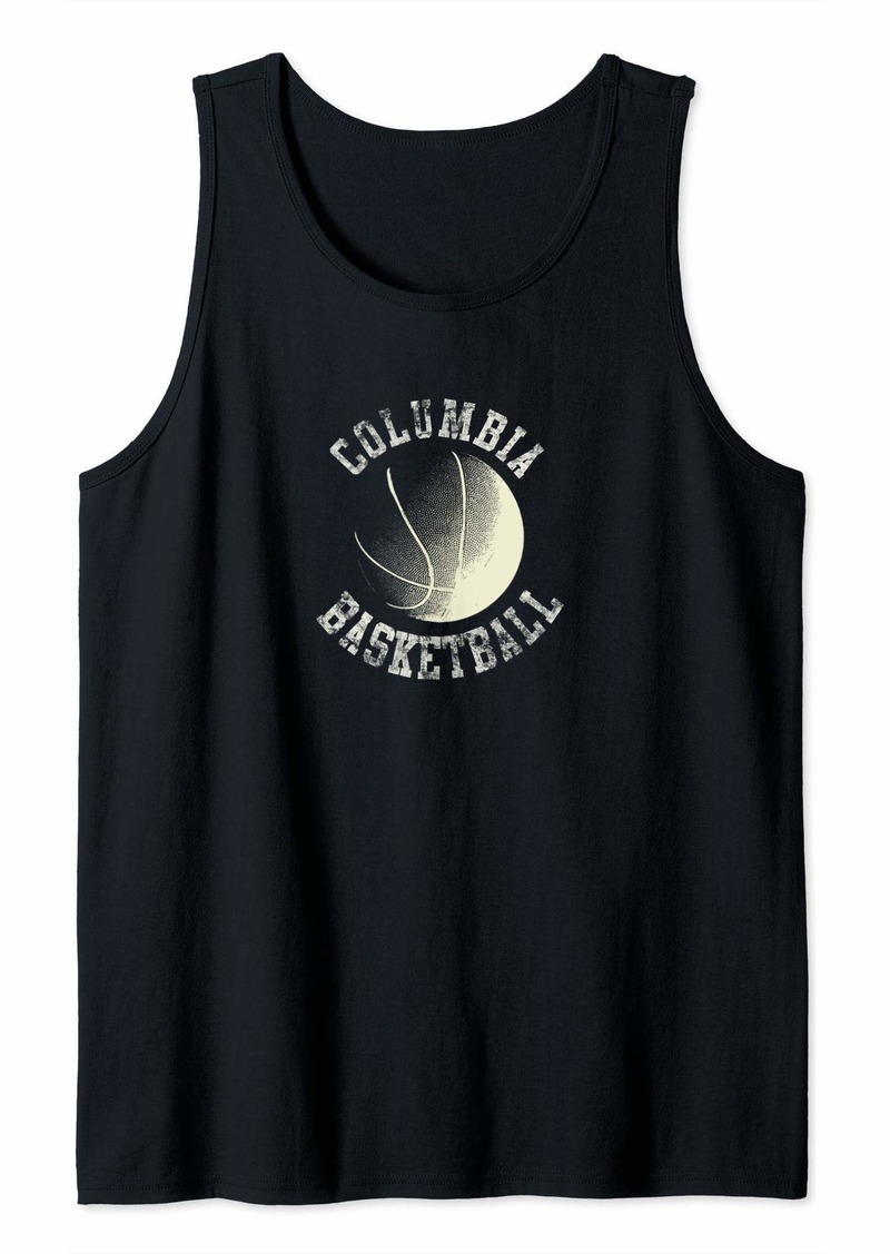 Columbia Basketball Tank Top