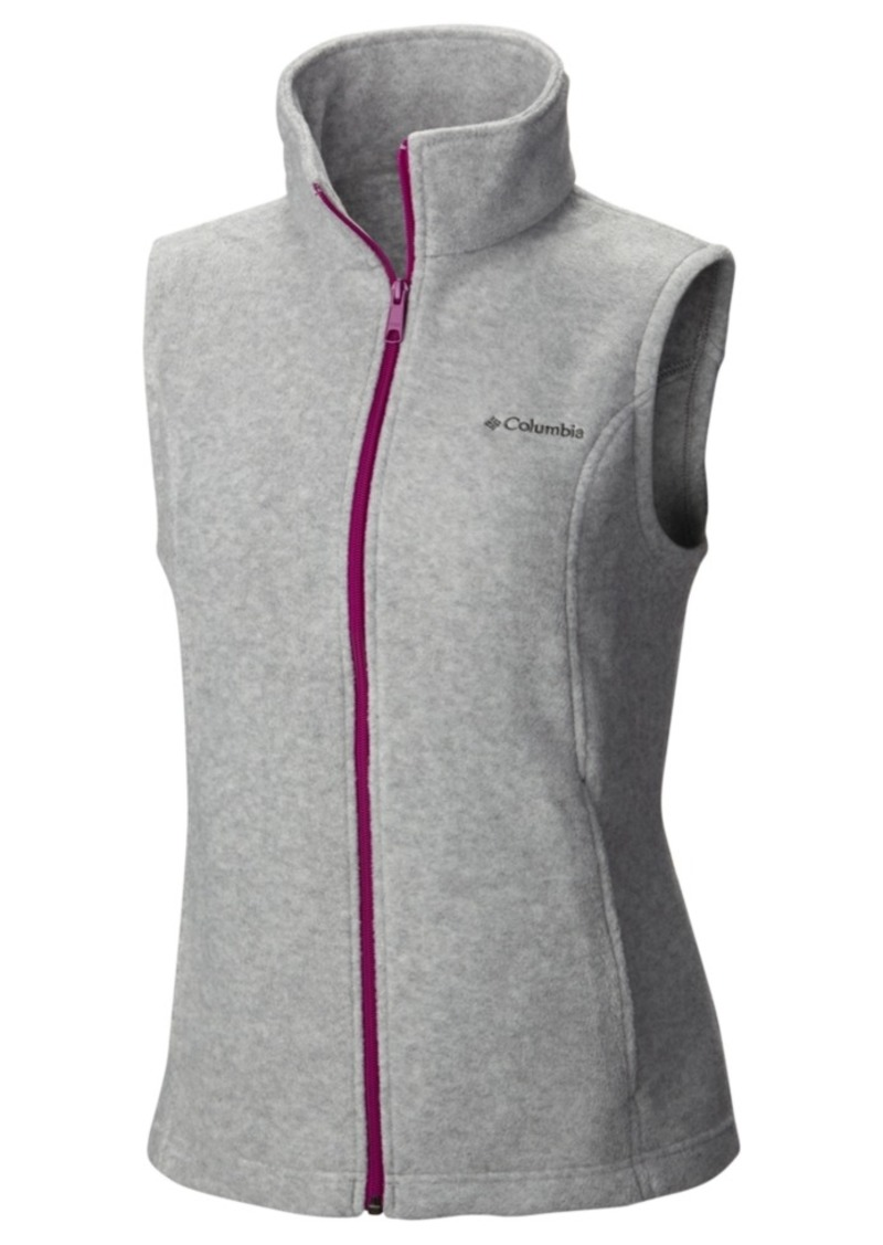 Columbia Benton Petite Springs Fleece Vest