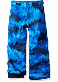 Columbia Big Boy's Ice Slope II Pant Outerwear  S