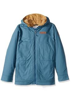 Columbia Boys' Big Loma Vista Hooded Jacket
