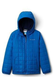 Columbia Big Boys Rugged Ridge Sherpa Line Jacket