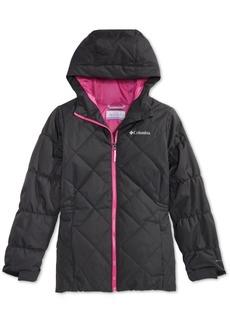 Columbia Big Girls Casual Slopes Hooded Jacket