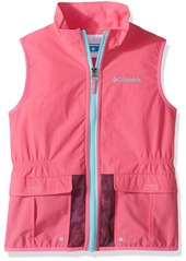 Columbia Big Girls' Next Destination G Lined Vest  M