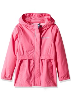 Columbia Big Girls' Pardon My Trench Rain Jacket