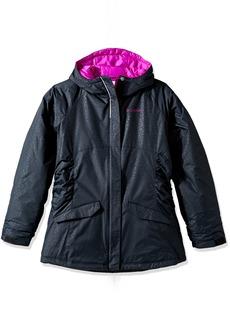 Columbia Big Girls' Razzmadazzle Jacket  Medium