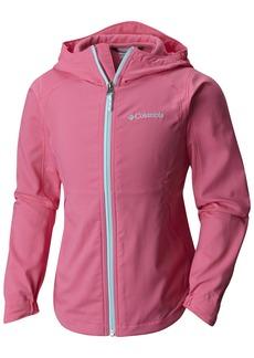 Columbia Big Girls' Splash Flash Ii Hooded Softshell Jacket  XL