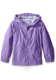 Columbia Big Girl's Switchback Rain Jacket  L