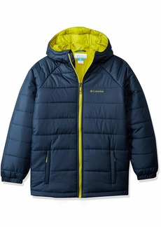 Columbia Boys' Big Tree Time Puffer Jacket  L