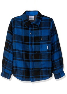 Columbia Boys' Big WindwardShirt Jacket  XL