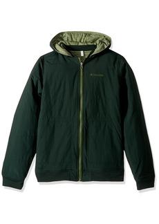 Columbia Boys' Little Evergreen Ridge Reversible Jacket