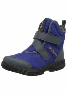 Columbia Boys' Youth Fairbanks Waterproof Snow Boot