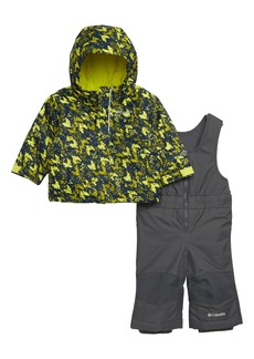 Columbia Buga Waterproof Jacket & Snow Bib (Baby Boys)