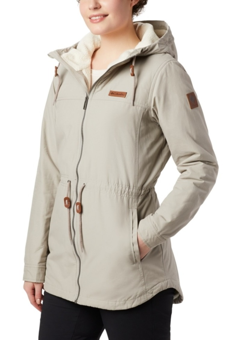 Columbia Women's Chatfield Hill Fleece-Lined Jacket