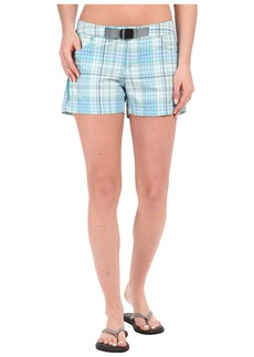 Columbia Cross On Over™ II Plaid Short