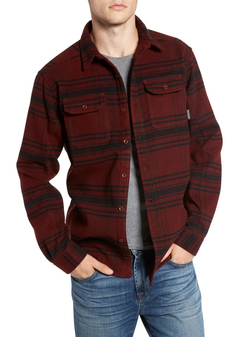 870cc4296cd Columbia Columbia Deschutes River™ Heavyweight Flannel Shirt Jacket ...