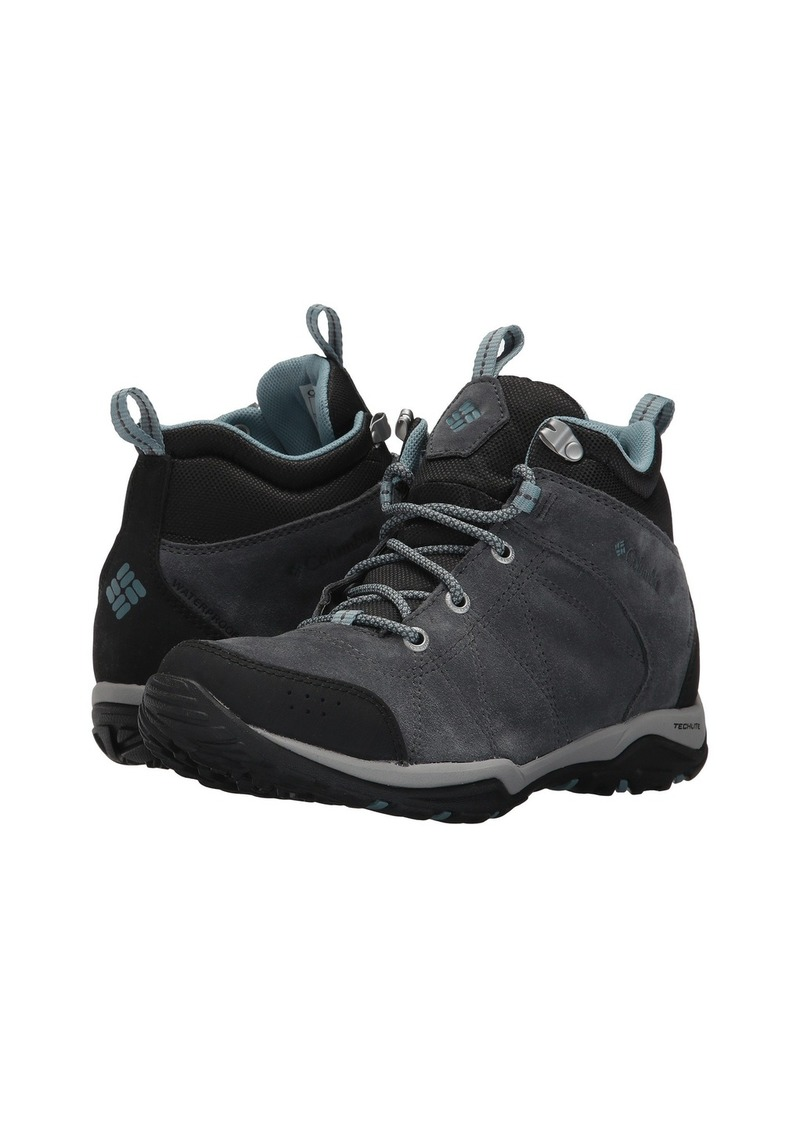 814d707312b8 Columbia Fire Venture Mid Waterproof