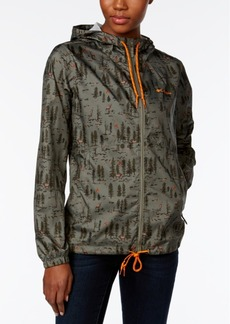 Columbia Flash Forward Omni-Shield Hooded Windbreaker