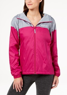 Columbia Fleece-Lined Windbreaker Jacket