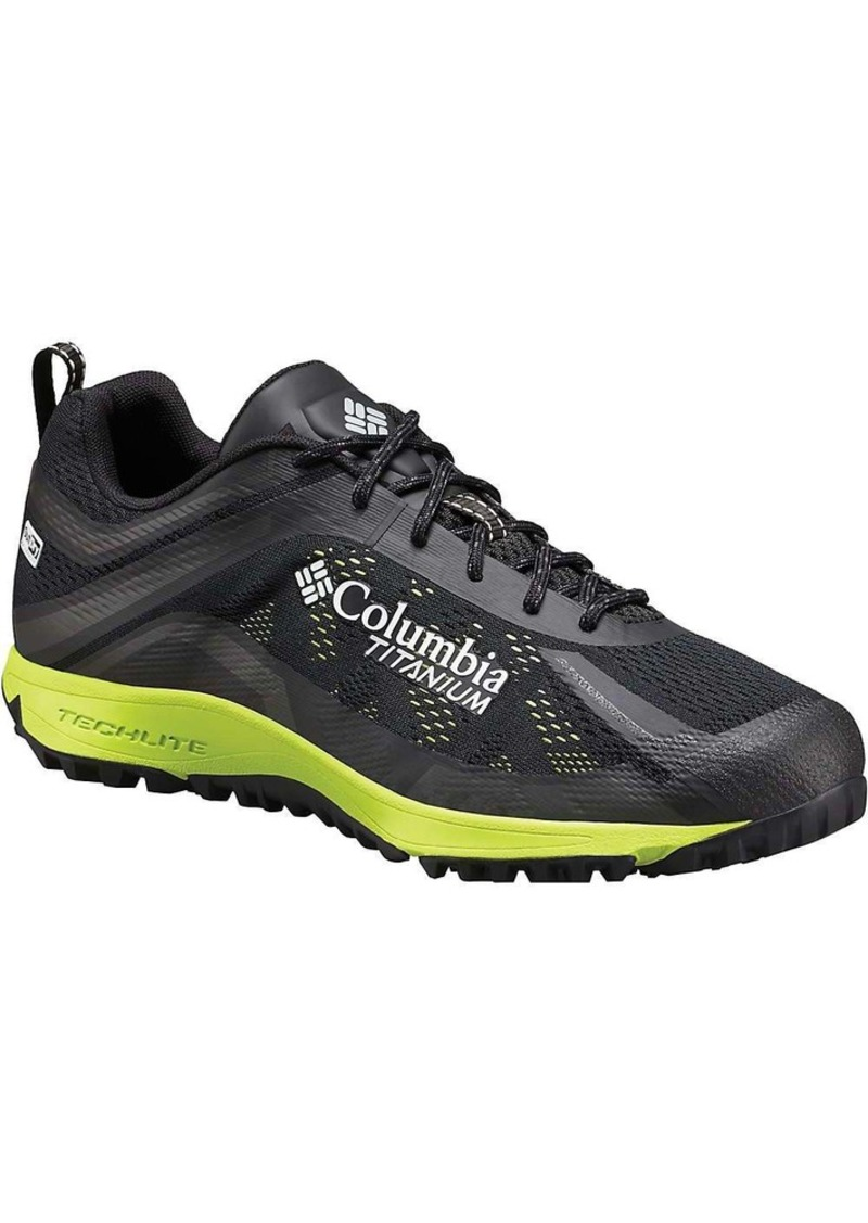 Columbia Footwear Columbia Men's Conspiracy III Titanium OutDry Shoe