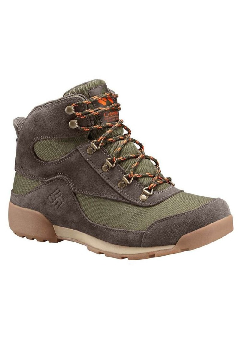 Columbia Footwear Columbia Men's Endicott Classic Mid WP Boot