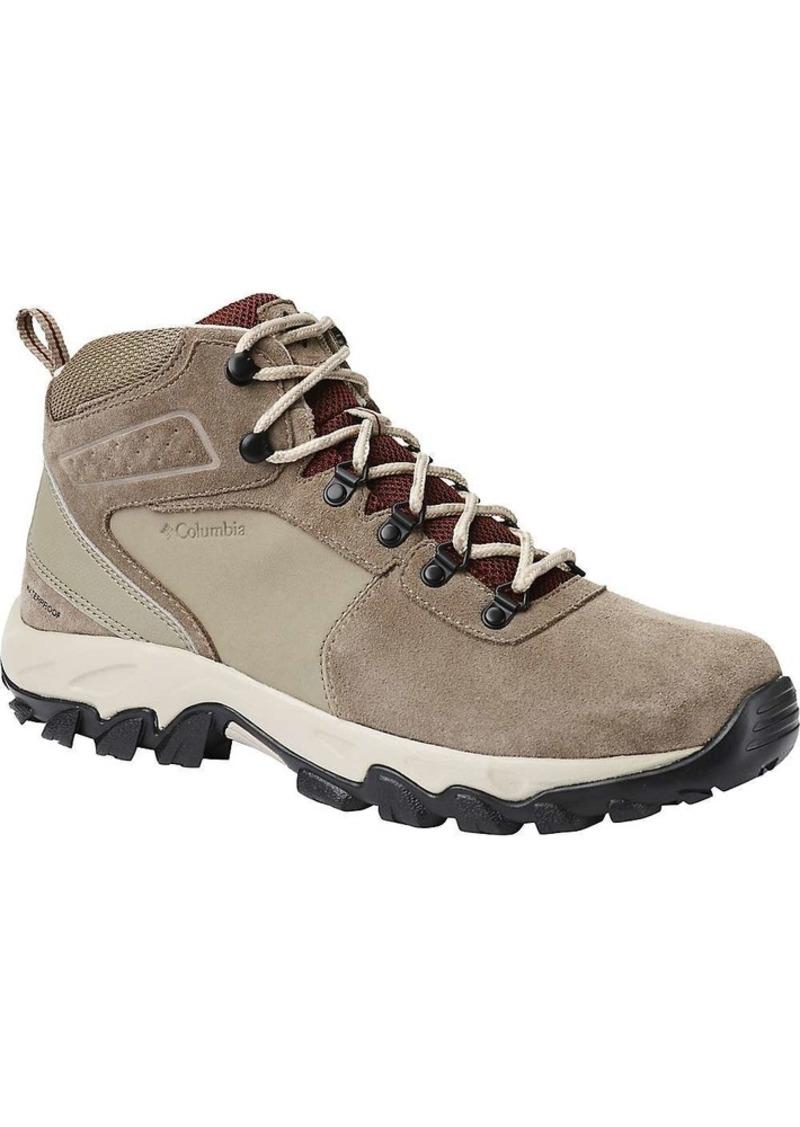 Columbia Footwear Columbia Men's Newton Ridge Plus II Suede WP Boot